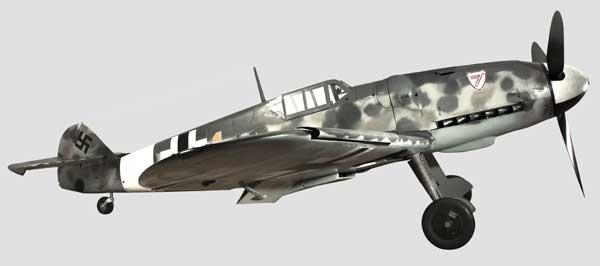 Messerschmitt Bf 109 G 6
